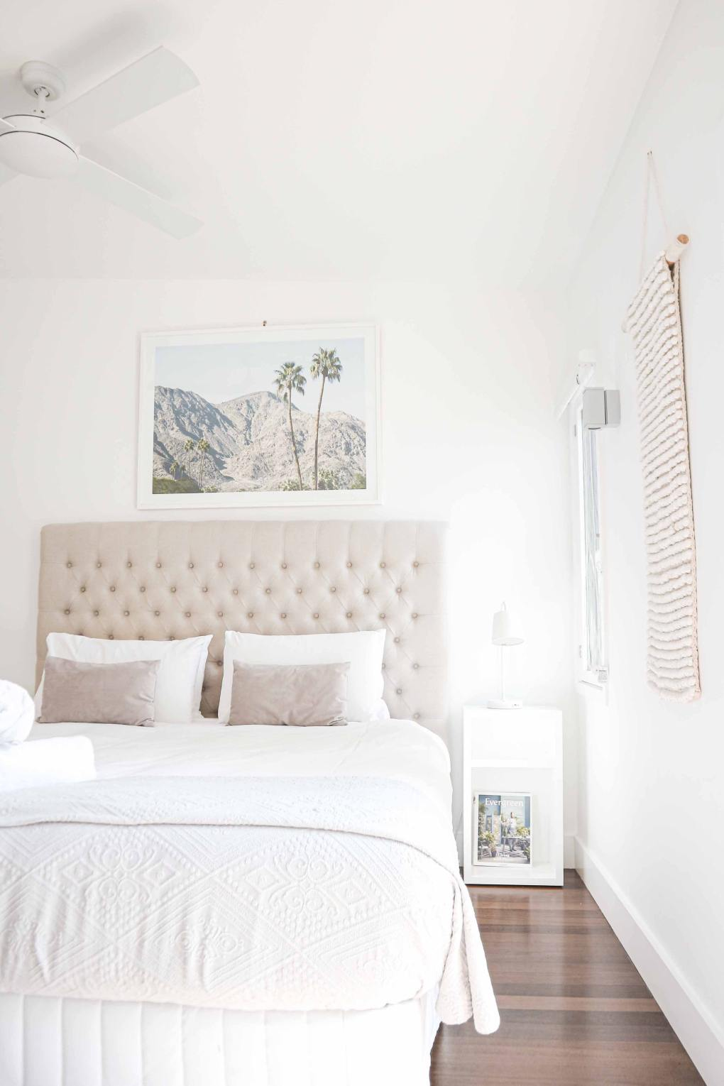 Summer Bedroom Transformation