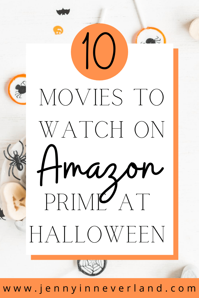 horror movies to watch on amazon prime