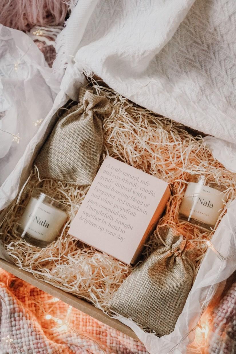 By Nala Aromatherapy Gift Set