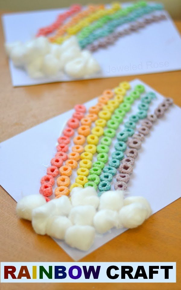 Easy St. Patricks Day Crafts For Kids With Supply List