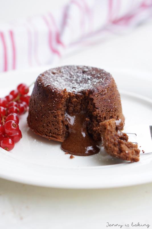 Soulfood Schokoküchlein Mit Flüssigem Kern Jenny Is Baking