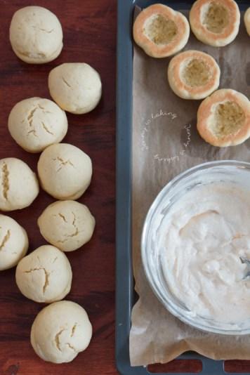How to make peach cookies