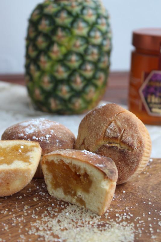 taiwanesische Ananasküchlein