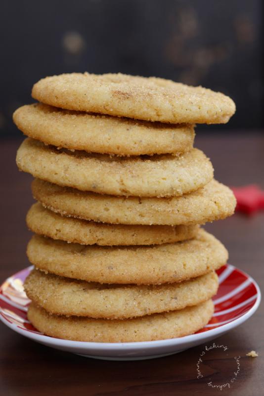 Snickerdoodles mit gebräunter Butter