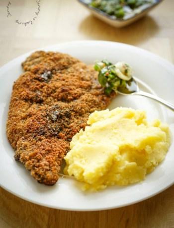 Uruguayisches Rinderschnitzel