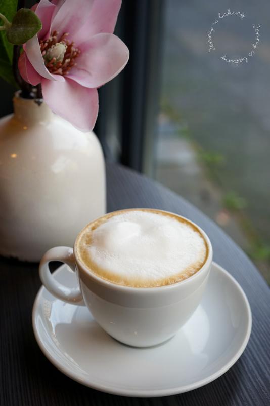 Kaffee im Café