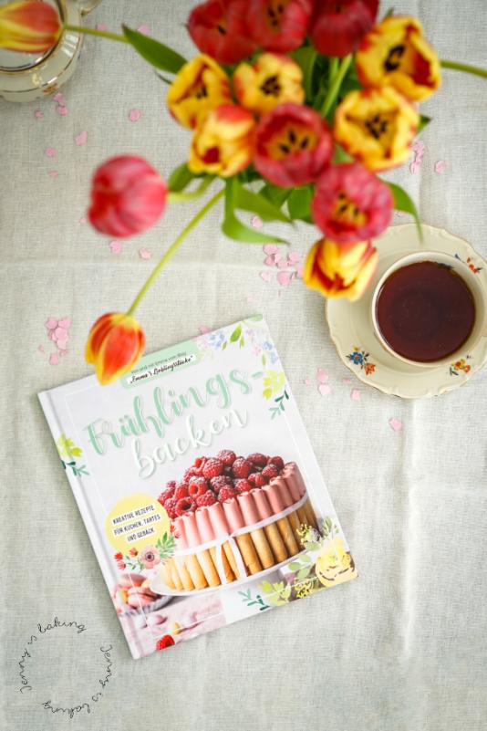 Das Backbuch Frühlingsbacken von Tchibo