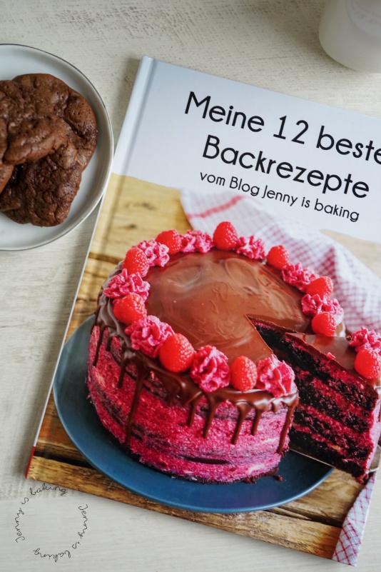 Backbuch von Jenny is baking