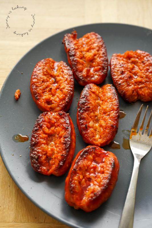 Chorizo-Würstchen