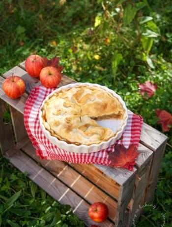 Klassischer Apple Pie aus USA
