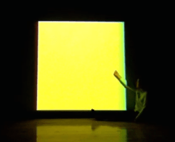Yellow Square 3. Taken by Author