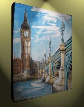 Big Ben Painting