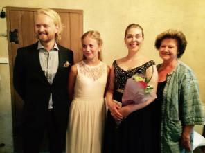 Med Britt-Marie Aruhn