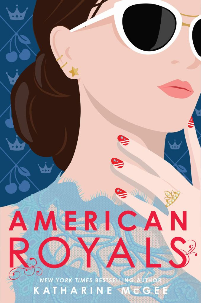 American Royals book cover.