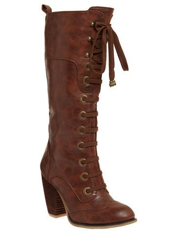 prospectress boots