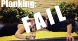 Planking - I did it. Ish.