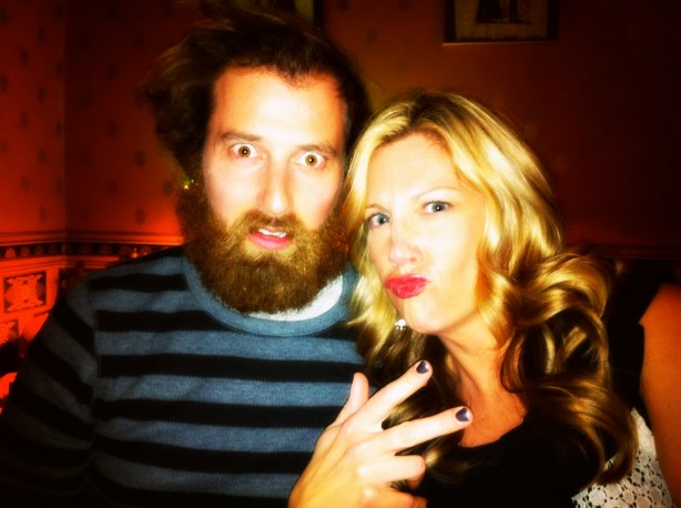 scary mountain man and duck-faced gangsta