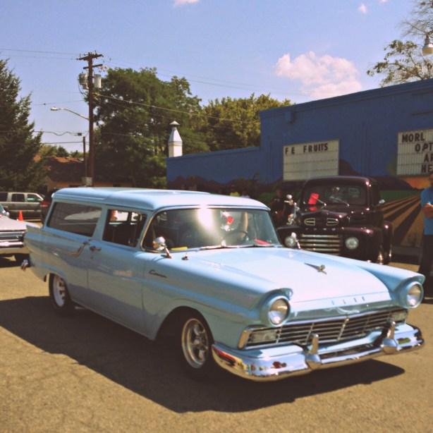 Kruisin' Kittitas car show and parade