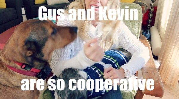 Kevin and Gus