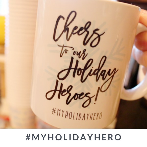 Keurig and #MyHolidayHero