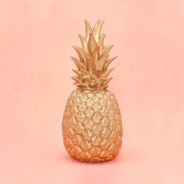 Pineapple Lamp for Mom!