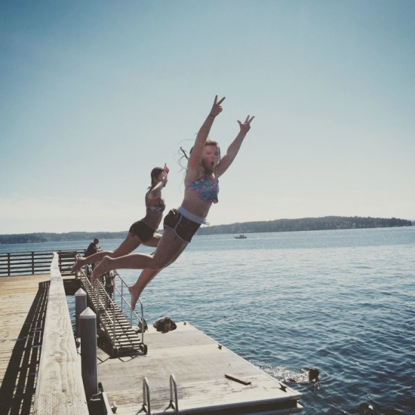 jumpingoffthedock