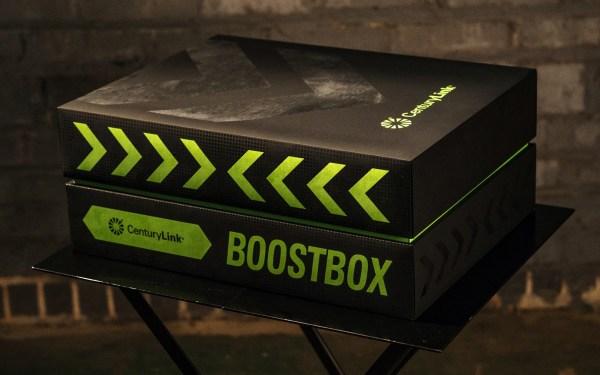 CenturyLink Boostbox Seahawks