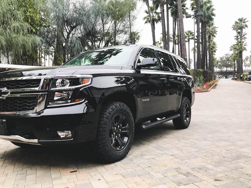 2018 GMC Yukon - Midnight Edition