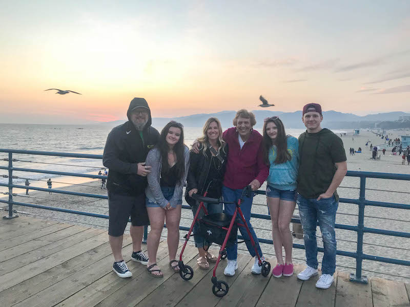 Family Vacation in Los Angeles: Santa Monica Pier