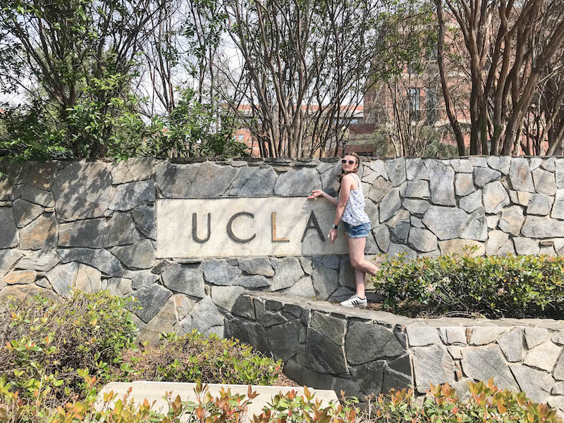 Family Vacation in Los Angeles: Tour through UCLA