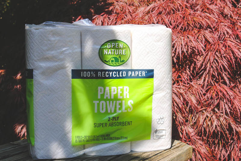 Open Nature Paper Towels