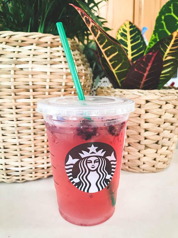 Starbucks Very Berry Refresher Starbucks Rewards™ Visa® Prepaid Card