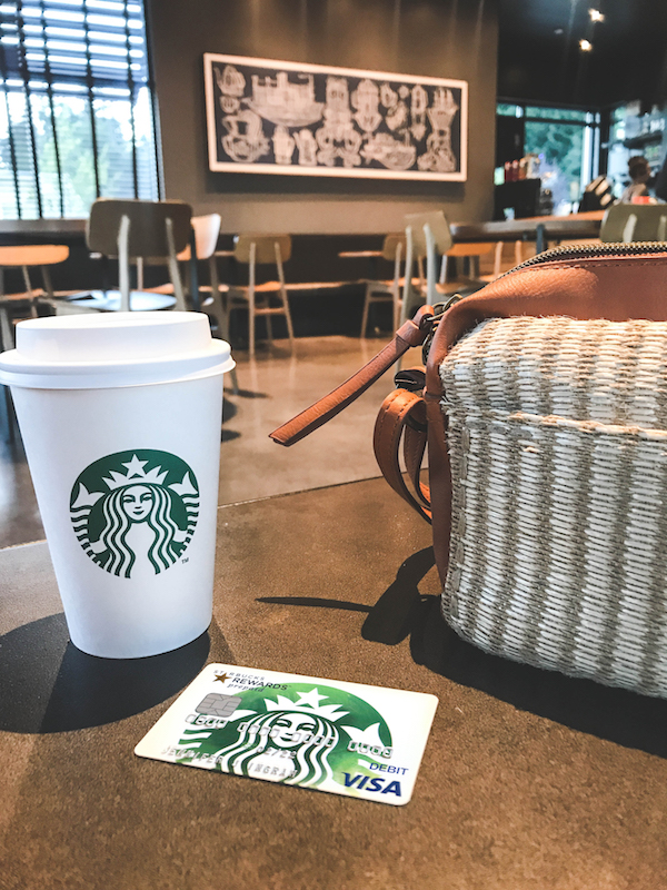Starbucks Rewards™ Visa® Prepaid Card