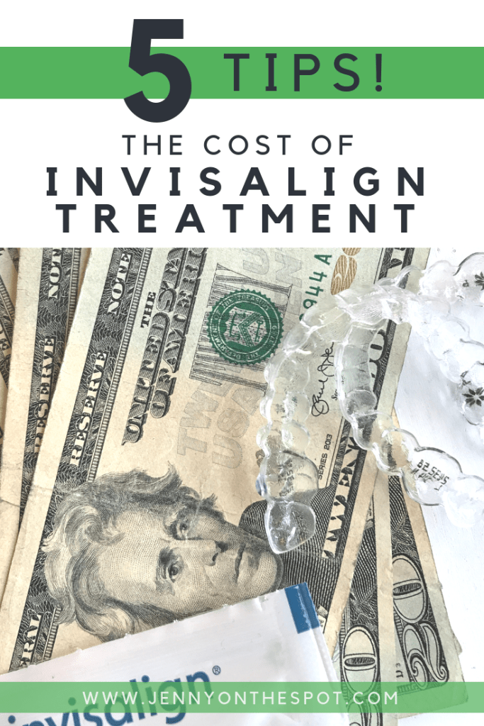 5 Tips About the Cost of Invisalign treatment