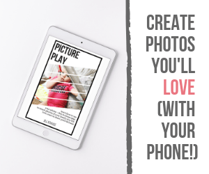 Create Photos You'll Love (With Your Phone!)