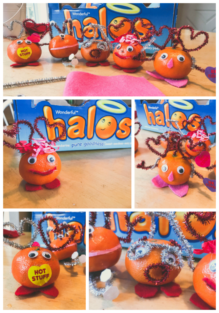 Our Halos Valentine's Day Monsters