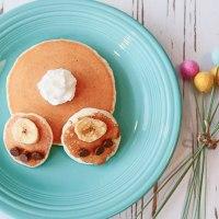Bunny Bottom Pancakes