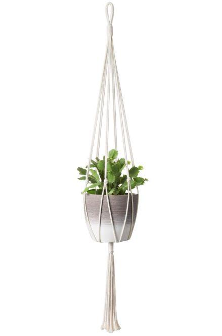 Macrame Plant Hanger for the dorm room