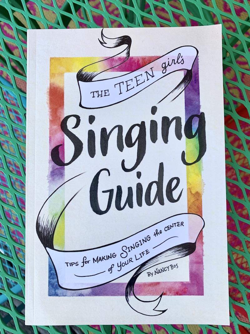 Teen Girl's Singing Guide - Nancy Bos