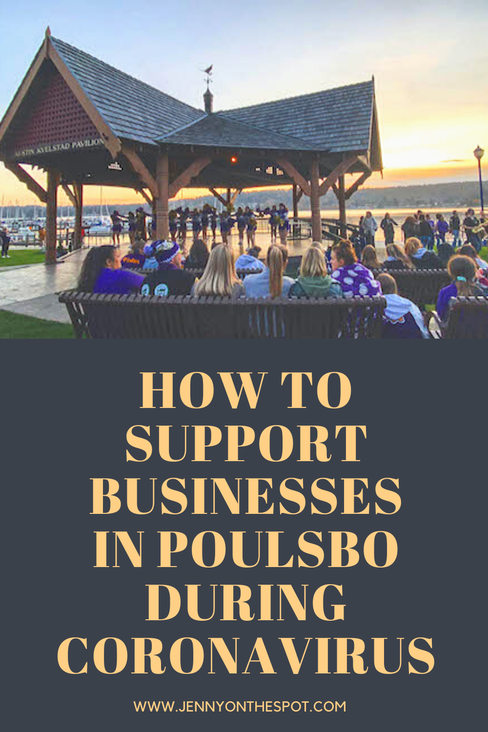 How To Support Poulsbo Businesses During Coronavirus