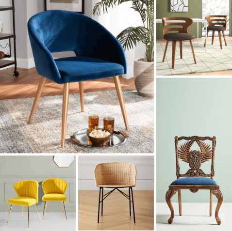 13 Dining Chairs you want in your dining room right now