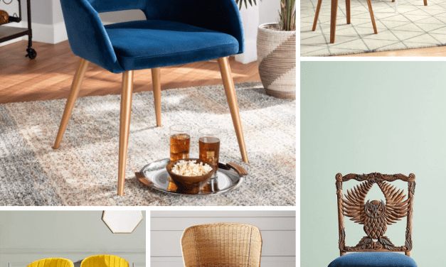 13 Dining Chairs You Want In Your Dining Room Now!
