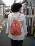 Prequilted Bag