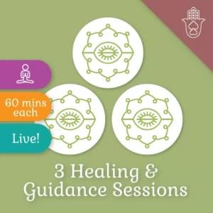 Healing-60minx3