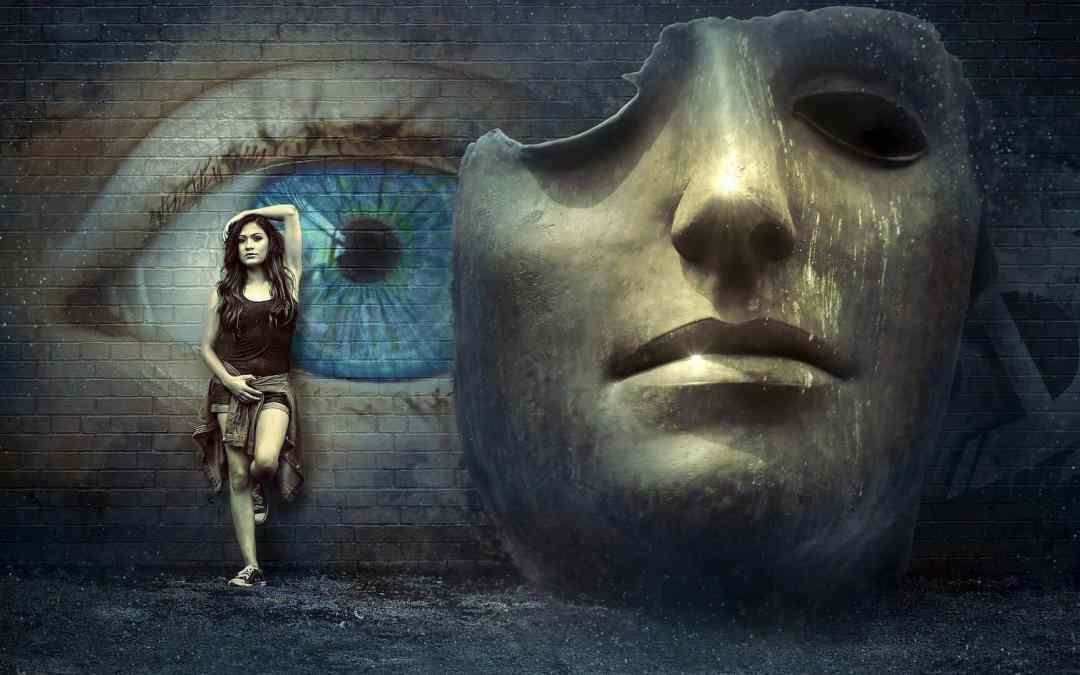 Shattering the False Sense of Self