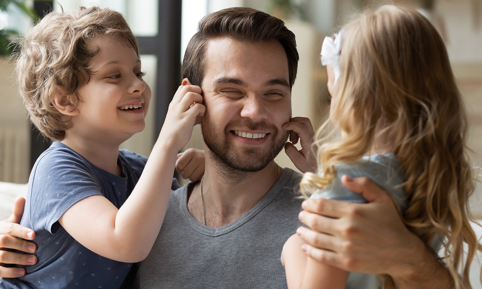 Giving all your attention to the kids is one of the mistakes men make in marriages