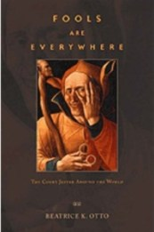 Fools Are Everywhere by Beatrice Otto book cover books about jesters and fools