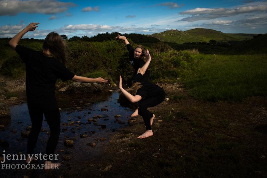 Devon, Dartmoor, Med Theatre photographer