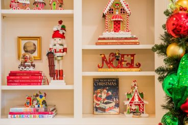 2016 Christmas Home Tour | Jenny Tamplin Interiors | Part 1