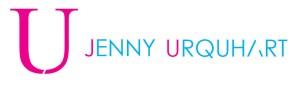 Jenny Urquhart Art header logo